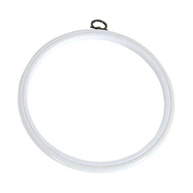 Cadre tambour à broder Ø 17,5 cm