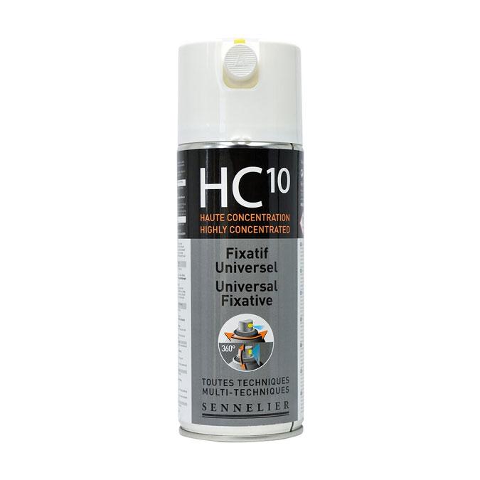 Fixatif haute concentration HC10 Spray 400 ml