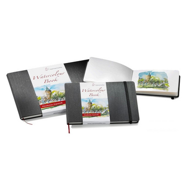 Livre de papier aquarelle Watercolour Book 200 g/m² - 30 pages Paysage