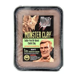Pâte à modeler Monster Clay Premium 2,27 kg - Souple