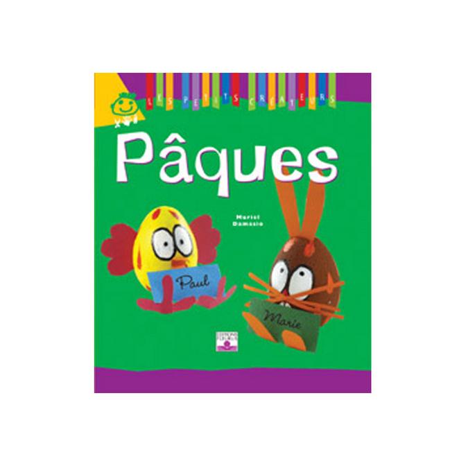 Livre Pâques Les petits créateurs