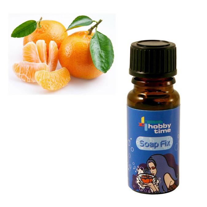 Essence parfumée pour savon Mandarine 10 ml