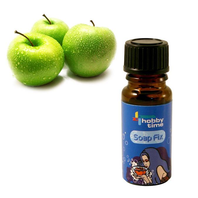 Essence parfumée pour savon Pomme verte 10 ml