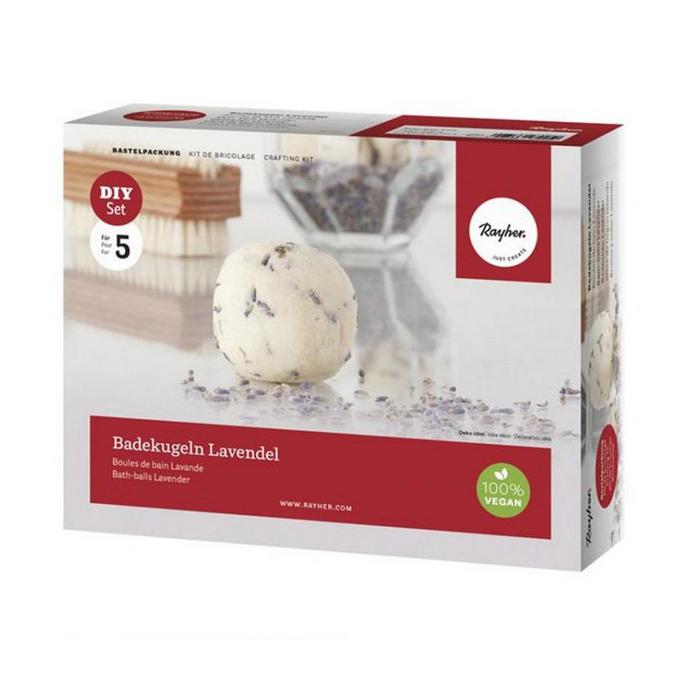 Kit à boule de bain Parfum Lavande