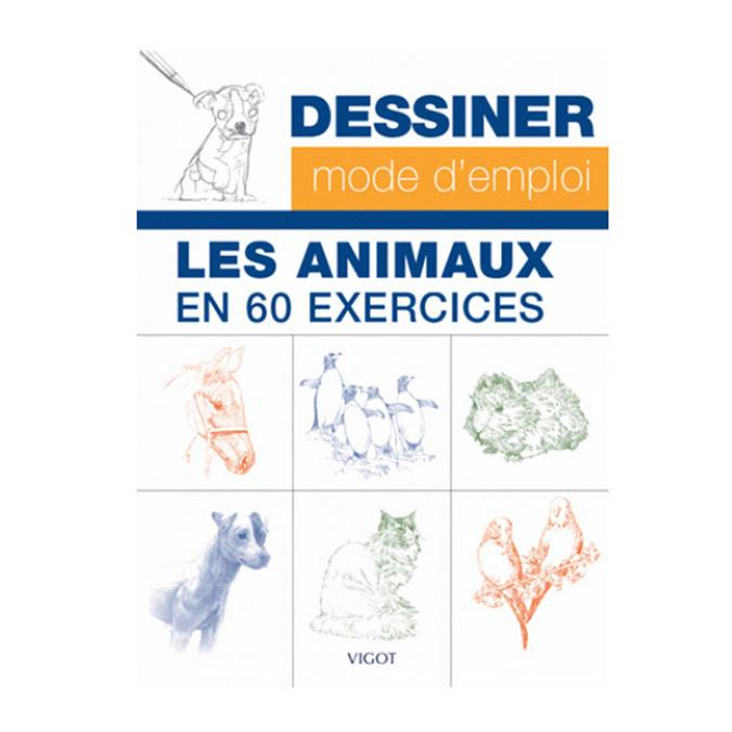 Livre Les animaux en 60 exercices