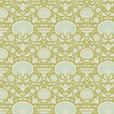 Coupon de tissu Collection Bumblebee 50 x 55 cm - Garden Bees Green