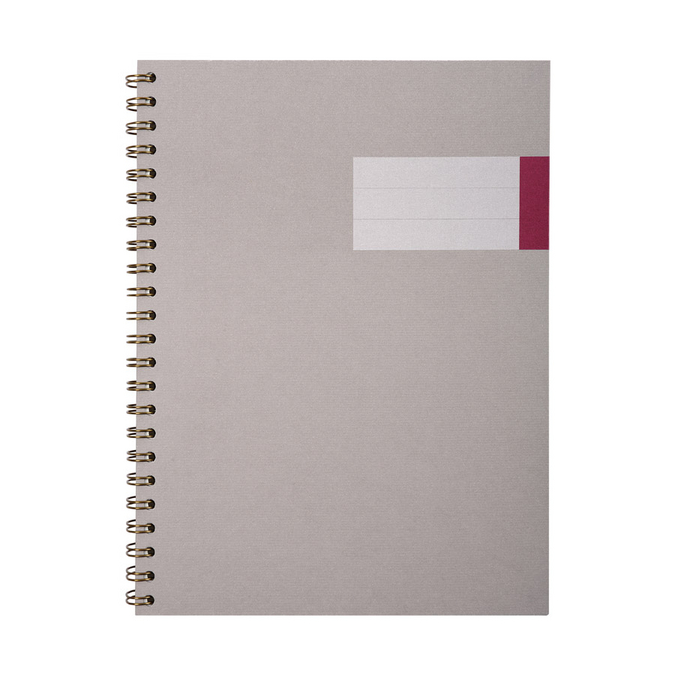 Cahier Toile Impériale A4