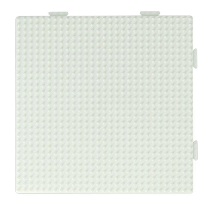 Plaque perle à repasser Midi - Carré 17 x 17 cm