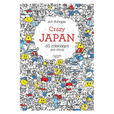 Art thérapie Crazy Japan