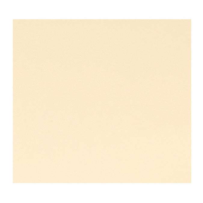 Feuille de simili cuir 30 x 30 cm Crème