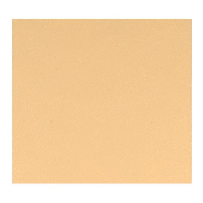 Feuille de simili cuir 30 x 30 cm Camel