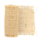 Ruban en toile naturel 1 m x 4 pcs