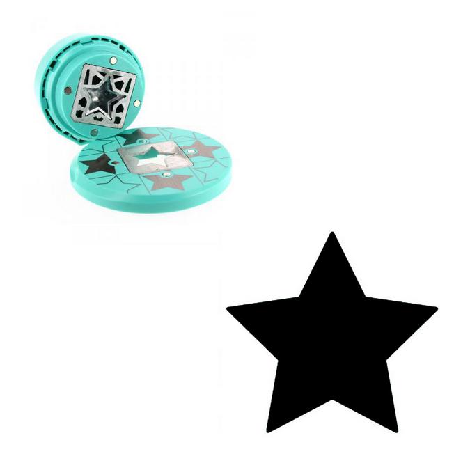 Perforatrice volante étoile