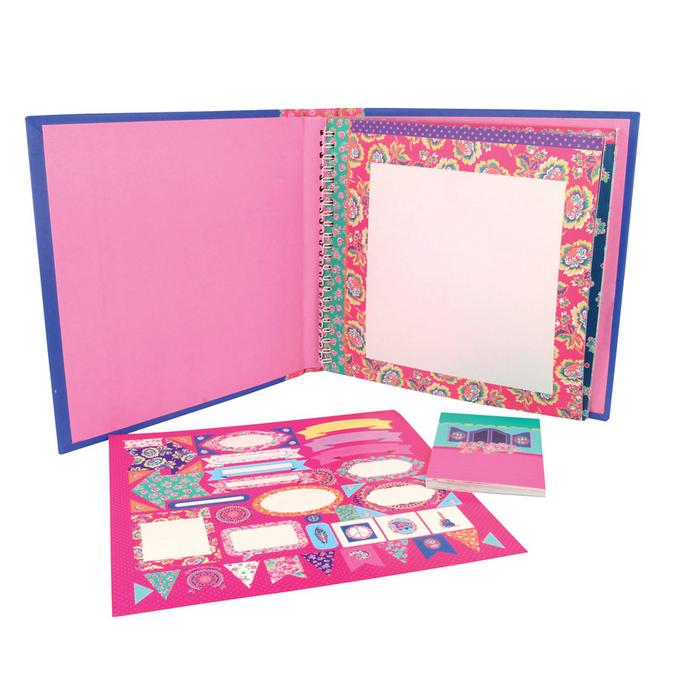 Album kit Book Flower Power