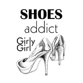 Tampon clear shoes addict 7 x 9 cm