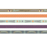 Masking Tape Sweet memories 5 m x 1,5 cm x 5 pcs