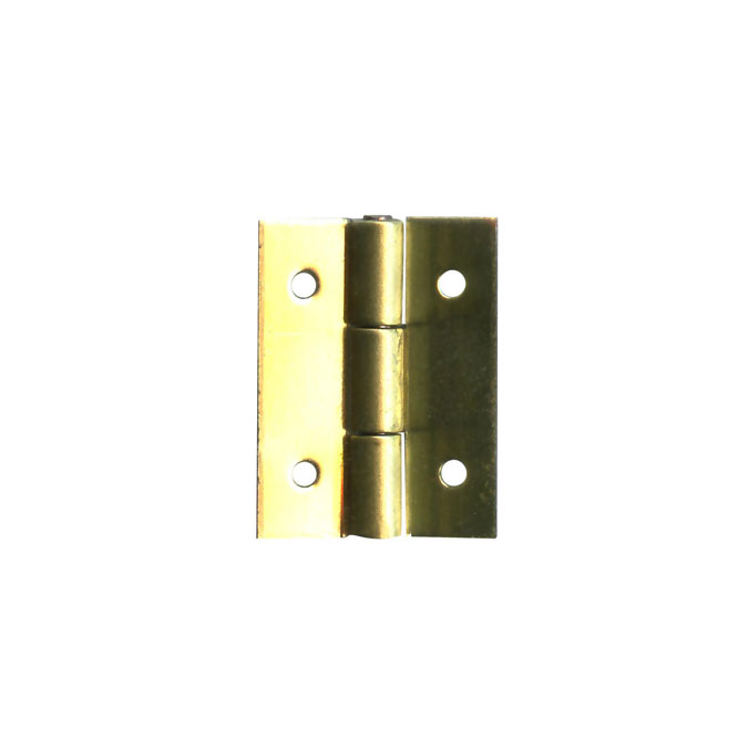 Charnière en métal 8 x 10 mm - 4 pcs