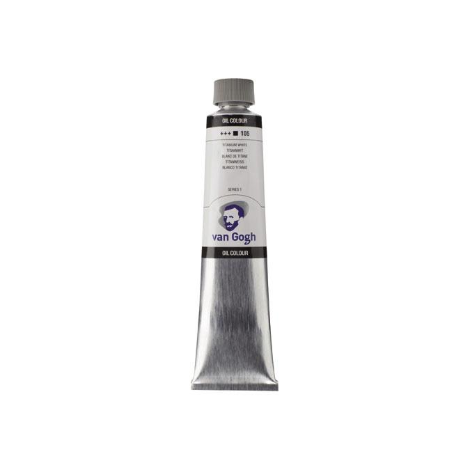 Peinture à l'huile super fine 200 ml 615 Vert Paul Véronèse ** O