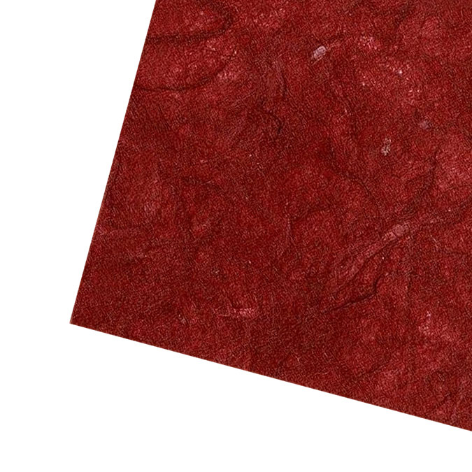 Feuille de papier mûrier 25 g/m² - 65 x 95 cm Gris