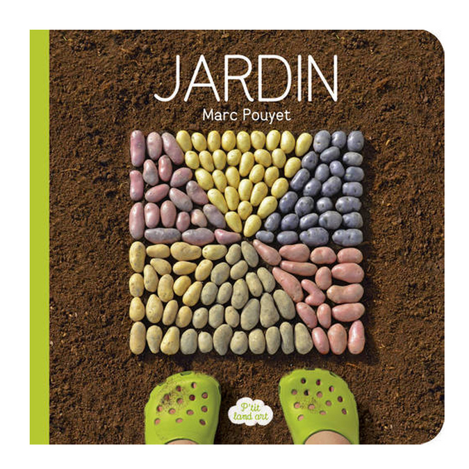 Livre Jardin