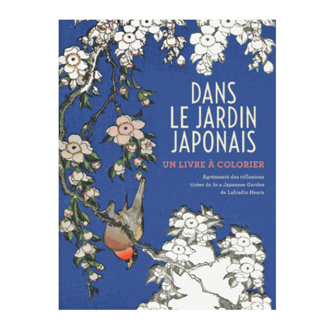 Livre Dans le jardin japonais