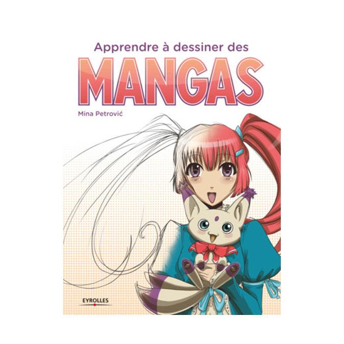 Livre Apprendre à dessiner les mangas