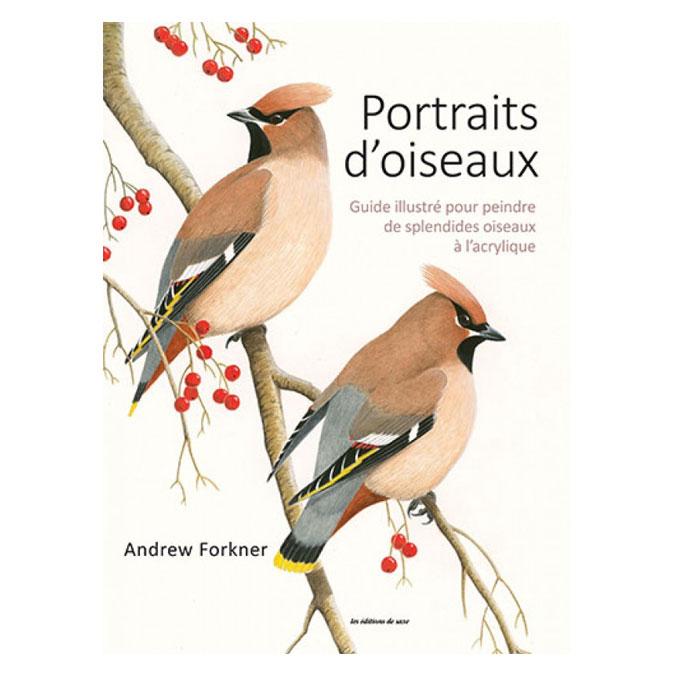 Livre Portraits d'oiseaux