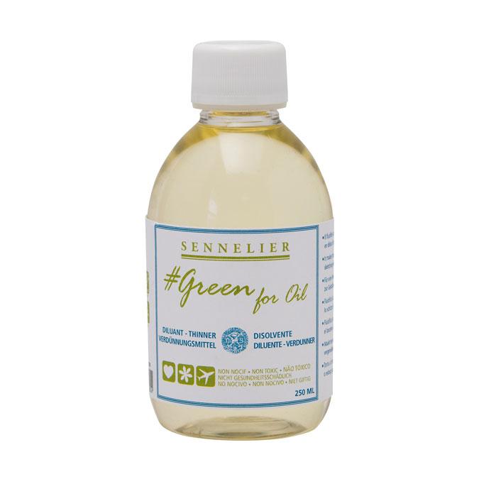 Diluant Green for Oil 250 ml
