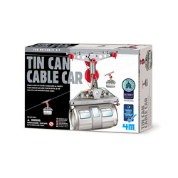 Coffret scientifique Fun Mechanics Télécabine canette