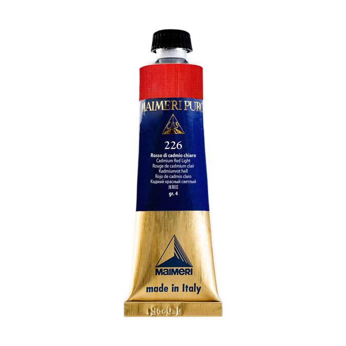 Peinture à l'huile supérieure Puro 40 ml 460 - Violet minéral *** DC