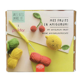 Mes Kits Make It - Mes fruits en Amigurumi
