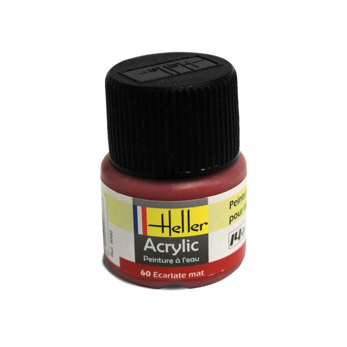 Peinture à maquette acrylique 12 ml 113 - Rouille mat