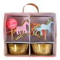 Kit cupcake licorne x 24 pcs