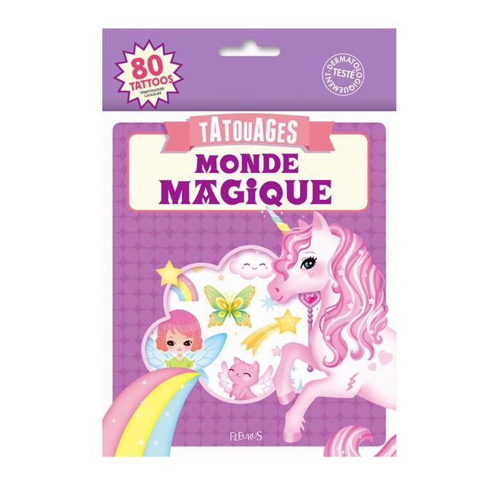 Tatouages Monde magique - 80 tattoos