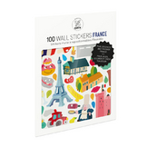 Stickers muraux repositionnables 100 pcs - France
