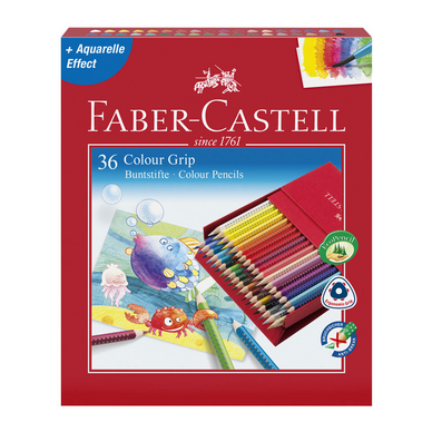 crayon de couleur aquarellable colour grip studio box. Black Bedroom Furniture Sets. Home Design Ideas