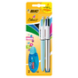 Stylo 4 couleurs Shine + 4 couleurs Fashion + 1 Micro tape twist