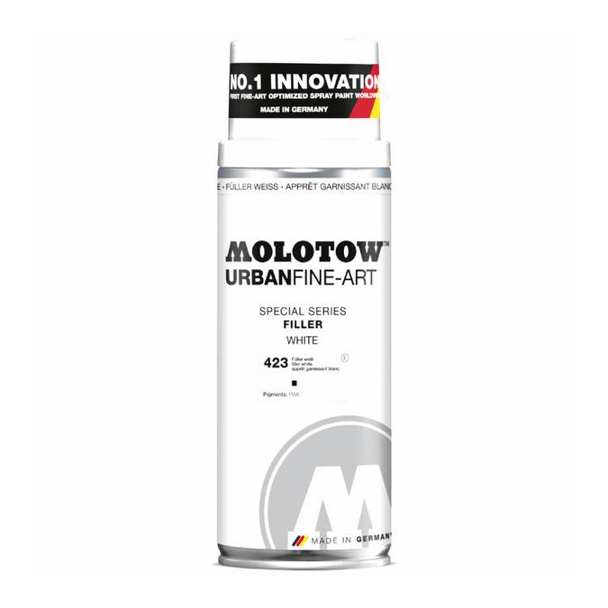 Apprêt Urban Fine-Art Blanc 400 ml