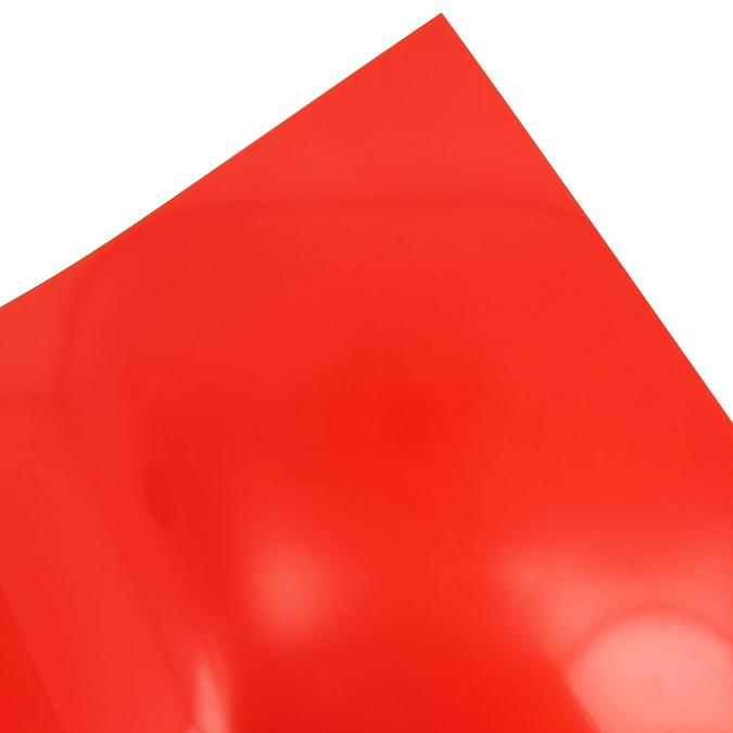 Feuille de papier Chromolux 50 x 65 cm 250 g/m² Noir