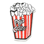 Ecusson thermocollant Pop corn