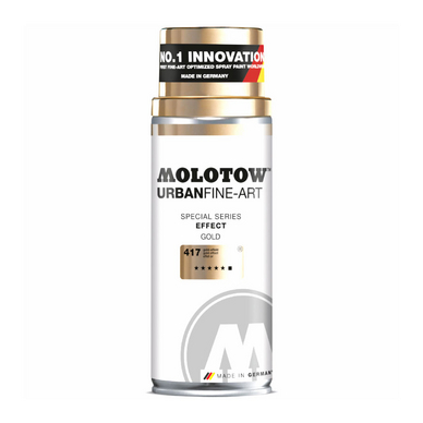 Bombe de peinture Urban Fine-Art Effect 400 ml Or