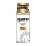 Bombe de peinture Urban Fine-Art Metallic 400 ml Or