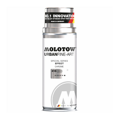 Bombe de peinture Urban Fine-Art Effect 400 ml Chrome
