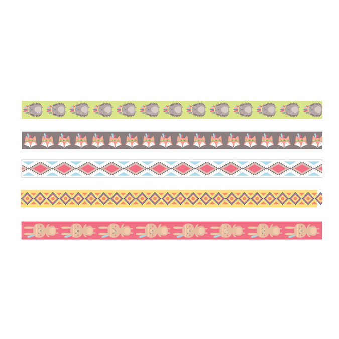 Masking Tape Totem Grand manitou x 5 pcs
