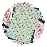 Bloc de papier Color Factory lovely Flowers A4 x 48 feuilles