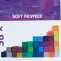Pastel sec tendre Set 36 couleurs