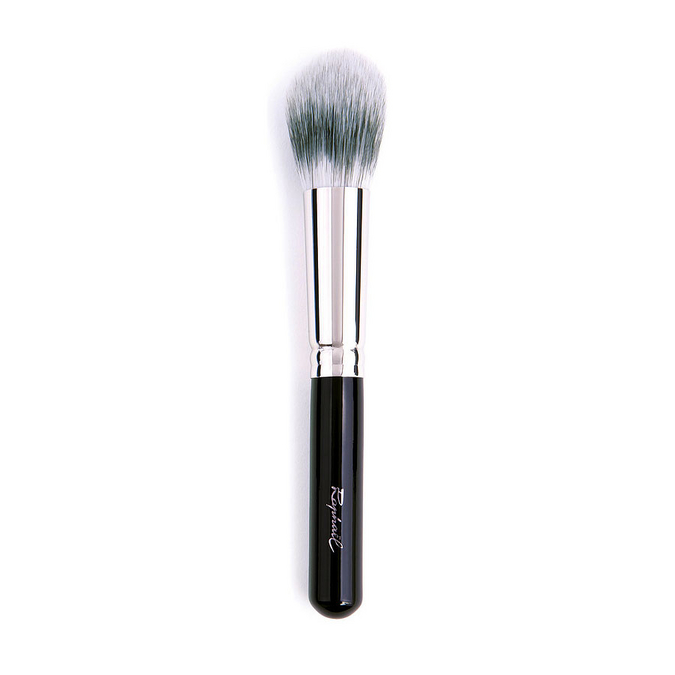 Pinceau maquillage Make-up Poudre rond synthétique