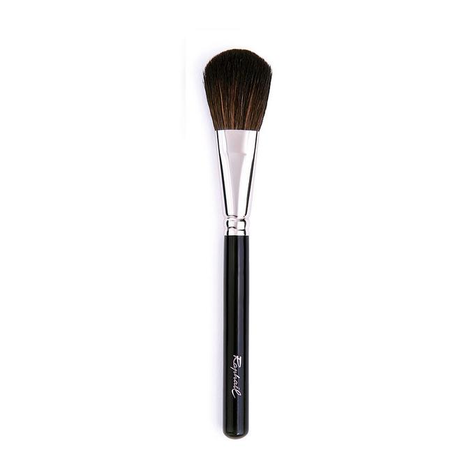 Pinceau maquillage Make-up Blush plat naturel
