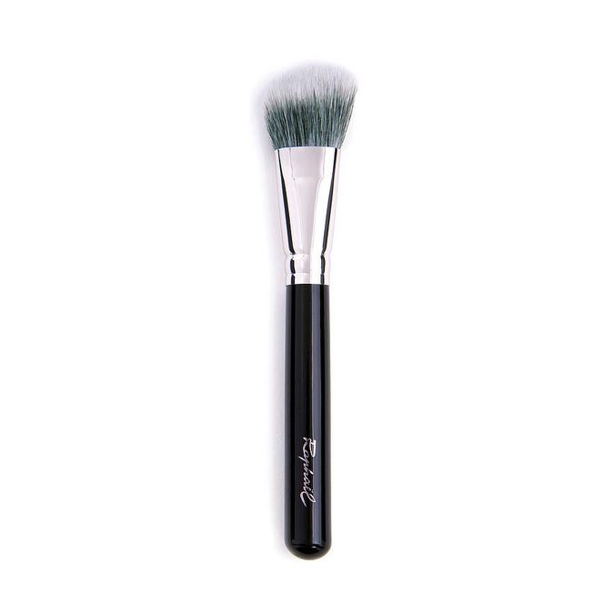 Pinceau maquillage Make-up Blush biseauté précision synthétique