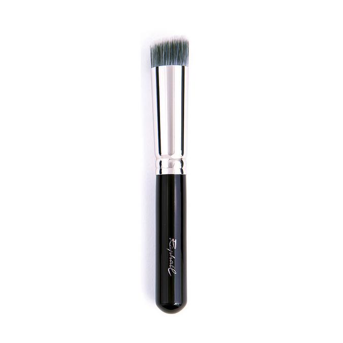 Pinceau maquillage Make-up Fond de teint biseauté synthétique